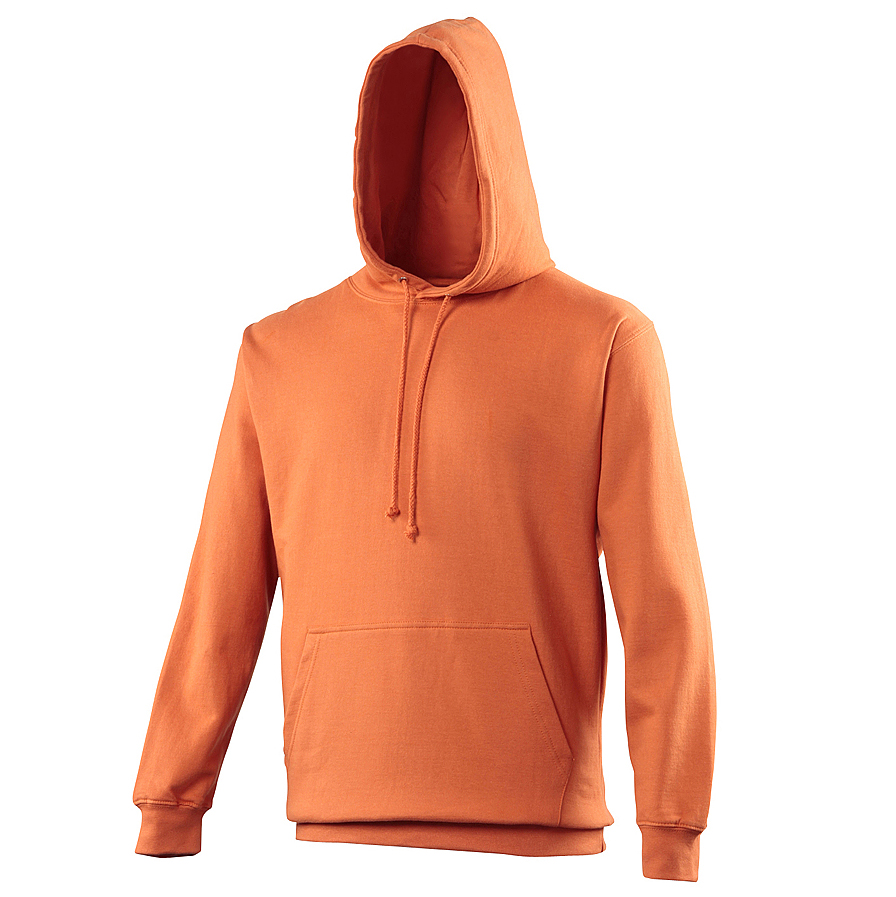aw0321 burnt orange hoodie