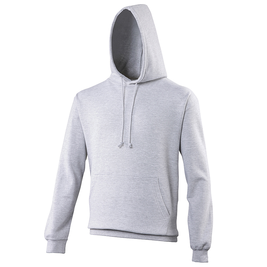 aw0321 heather grey hoodie