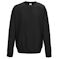 aw0320 black sweatshirt