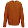 aw0320 burnt orange sweatshirt