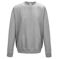 aw0320 heather grey sweatshirt