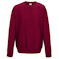 aw0320 red hot chilli sweatshirt