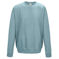 aw0320 sky blue sweatshirt