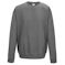 aw0320 steel grey sweatshirt